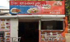 Le restaurant préféré du député de Martinique Jean-Philippe Nilor se trouve en...Guadeloupe