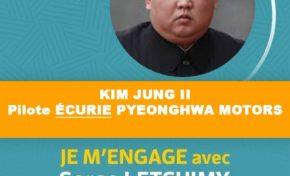 Élections Collectivité Territoriale de Martinique : Kim Jung apporte son soutien à Serge Letchimy
