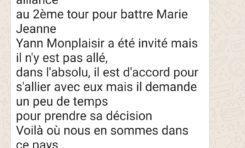 """Élections Collectivité Territoriale de Martinique : quand les ENCULÉS-ES du MIM """"copyrightent"""" leur connerie du nom de Gilles Dégras"""