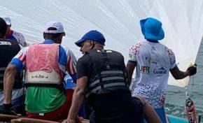 Quand on confond...Wimbledon et Tour de la Martinique des yoles rondes