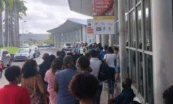 L'image du jour 13/07/21 - Covid-19 - Vaccination - Guadeloupe