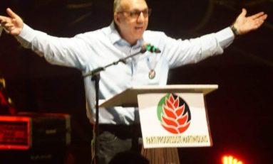 Collectivité Territoriale de Martinique : l'ère Letchimy commence mal...1ère manifestation  contre l'augmentation du prix du gaz et de l'essence