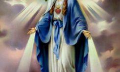 La Vierge Marie / Louis Pasteur... l'impossible histoire d'amour