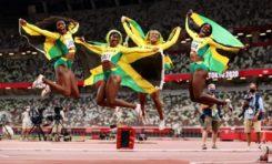 L'image du jour 06/08/21 - Olympics Games - Jamaica