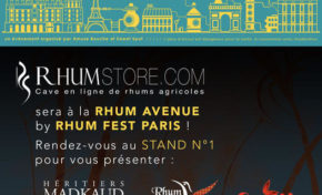 RHUM STORE sera à la Rhum Avenue à Paris
