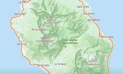 Un cycliste français originaire de Martinique fait le tour de l'île de La Réunion en 8h37mn