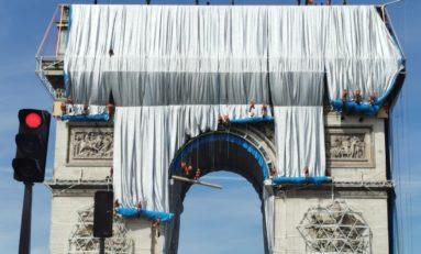 L'image du jour 12/09/21 - Arc de Triomphe - Paris