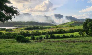 Martinique : la décharge de Céron fume et c'est mauvais pour la santé