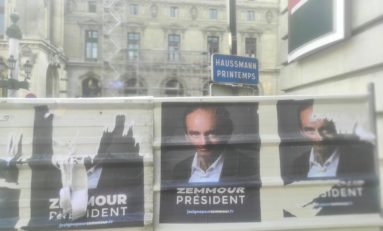 Présidentielles 2022...candidature d'Éric Zemmour...ça déchire !!!