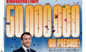 L'image du jour 16/09/21 - Vaccination - France