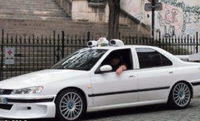 Images du jour 01/10/21 - Taxi - Paris -France