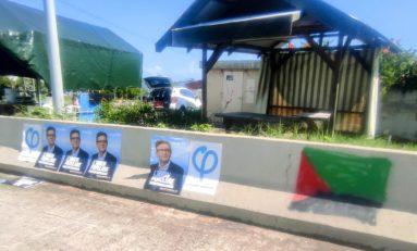 Présidentielle 2022...Jean-Luc Mélenchon s'affiche en Martinique