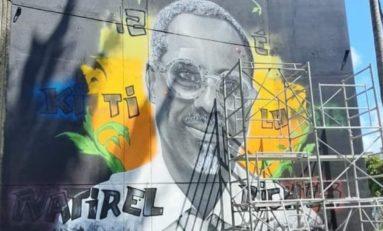 L'image du jour 03/10/21 - Street art - Guadeloupe