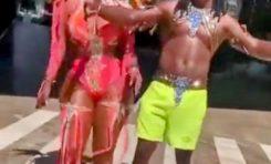 Admiral T roi du Carnival de Miami